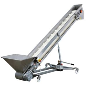 CTgaragiste Cleated Inclined Conveyors