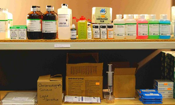lab chemicals solutions