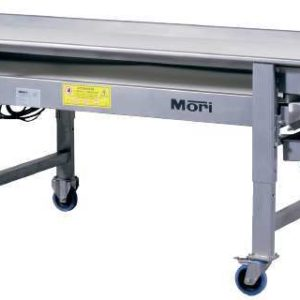 Mori belt sorting table for wine & cider production