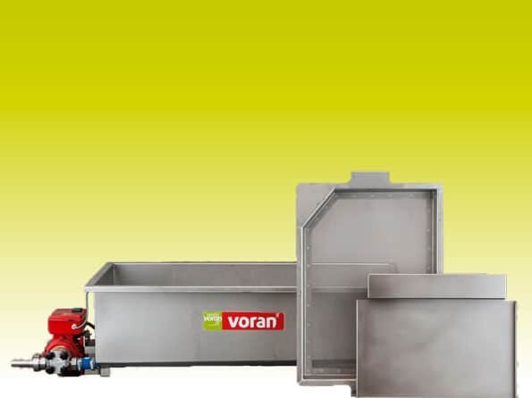 VORAN Juice collection tank 100l