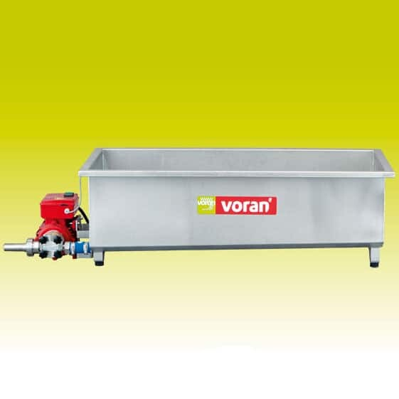 VORAN Juice collection tank 65l