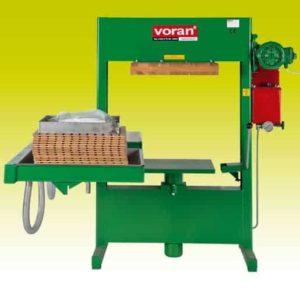 VORAN Packing press with rotary cage 100 P2