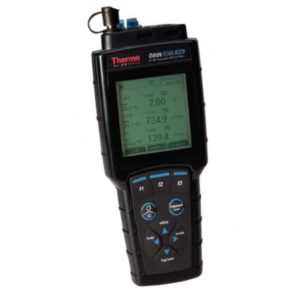pH / ISE /Conductivity / RDO / Dissolved Oxygen Portable Meter - Orion Star A329
